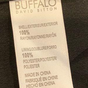 Buffalo David Bitton Dresses - BUFFALO DAVID BITTON Fringe Dress • NWT